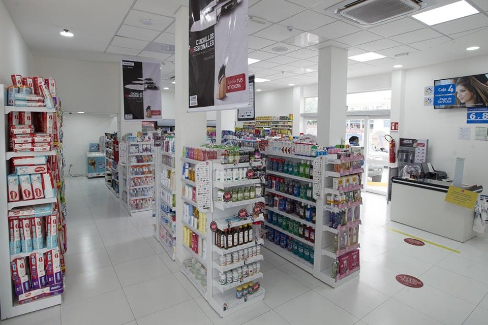 equipamento retail