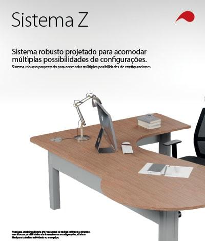 Mobiliario Sistema Z