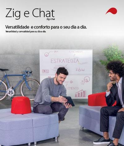 Sofa Zig & Chat