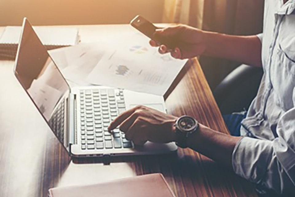 Cómo estructurar su empresa para la oficina en casa