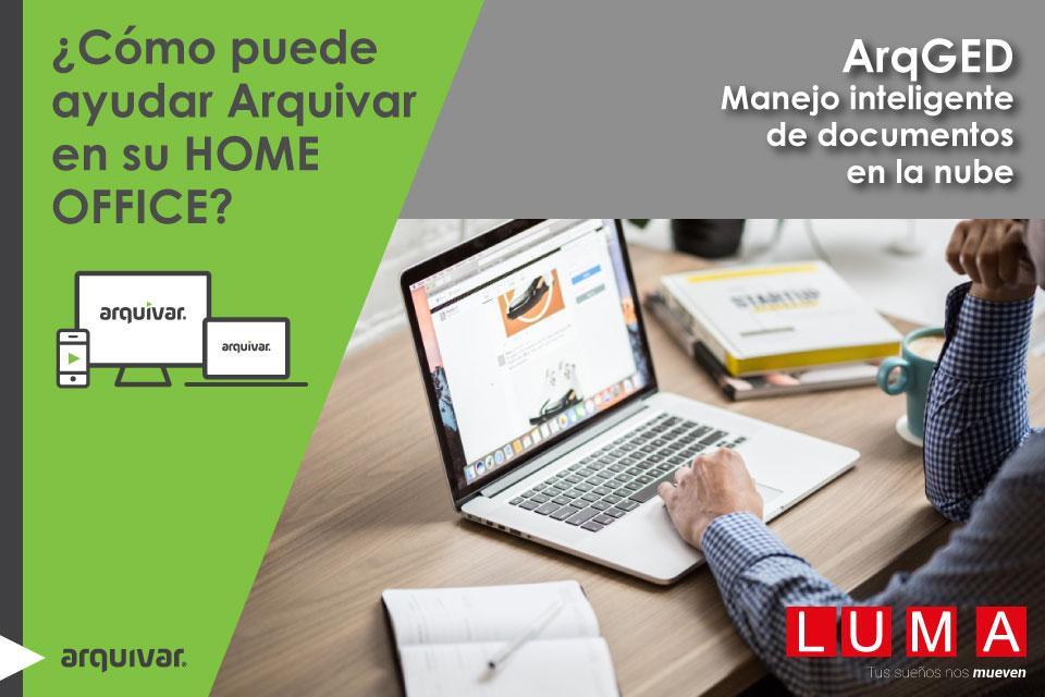 ¿Cómo puede ayudar Arquivar en su Home Office?
